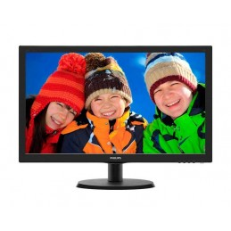 MONITOR PHILIPS 223V5LHSB SLIM